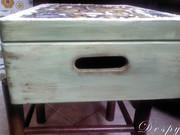 Μεγάλο ξύλινο κουτί!