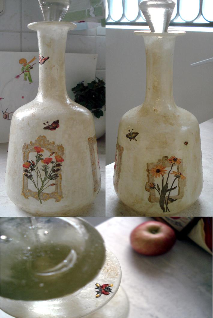 my granny's old bottle