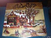 Χριστουγεννιάτικη Γραμματοθήκη