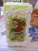 Κερί Χριστουγεννιάτικο