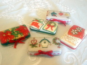 χριστουγεννιατικα σαπουνακια για τις δασκάλες των παιδιών