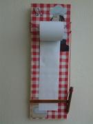 σημειωματάριο τοίχου