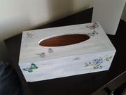 κουτί για χαρτομάντιλα