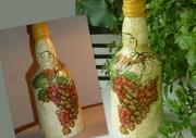 Σταφύλι στο μπουκάλι