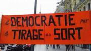la democratie par le tirage au sort