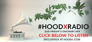 HOODX FRIDAY SMOKERS MIX