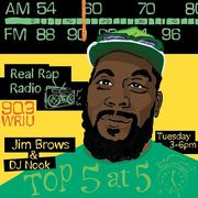 Real Rap Radio is LIVE every Tuesday from 3PM to 6PM(EST)