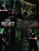 """""""the Hunt"""" Production Stills, Screen Shots, Stylized Poster"""
