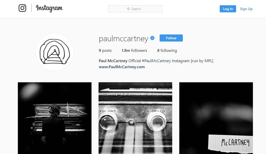 Paul McCartney's New Album!