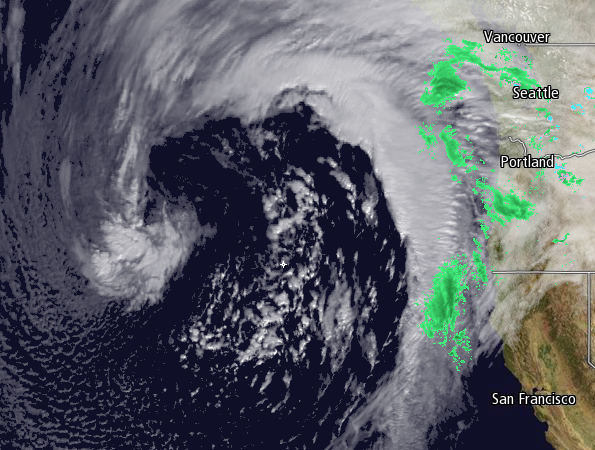 Incoming Storm - Will be clearing by Sunday Morning