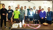 Valentine's Day Celebration after Wednesday Night Run