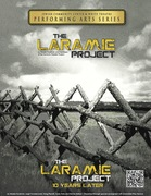Laramie Project at the Jewish Community Center of Kansas City