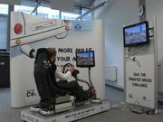 Efficient Driving simulator
