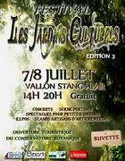 """3éme édition festival """"Les Jardins Culturels"""""""