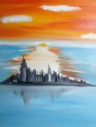 """New York City Sun"""