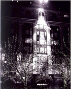 Christmas at Macy's Department Store