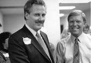 Charles and Senator Gep