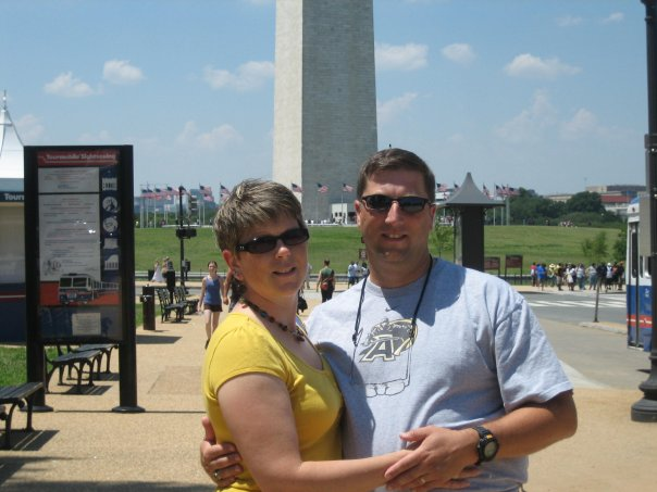 Mr. and Mrs. Edson go to Washington...