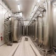 Impianto di stoccaggio materie prime alimentari
