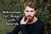 Stylish-Nicknames-for-Guys-with-Beards-min