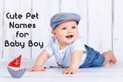Cute-Pet-Names-for-Baby-Boy