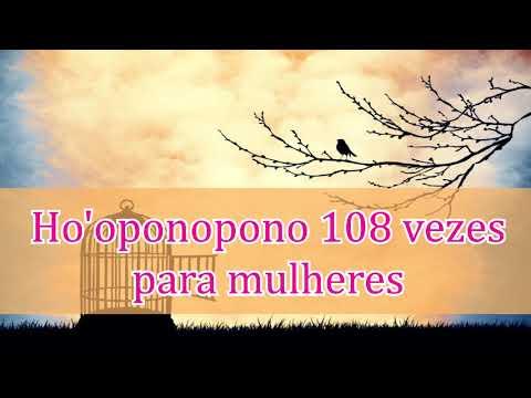 Ho'oponopono 108 repetições (Mulheres)
