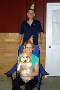 Family Photo - Maggie's 8th birthday