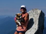 Mt. Pugh summit