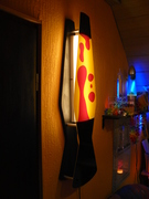 Lava Wall Lamp 2