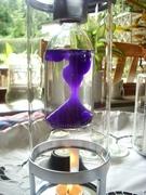 Mathmos Fireflow O1 purple