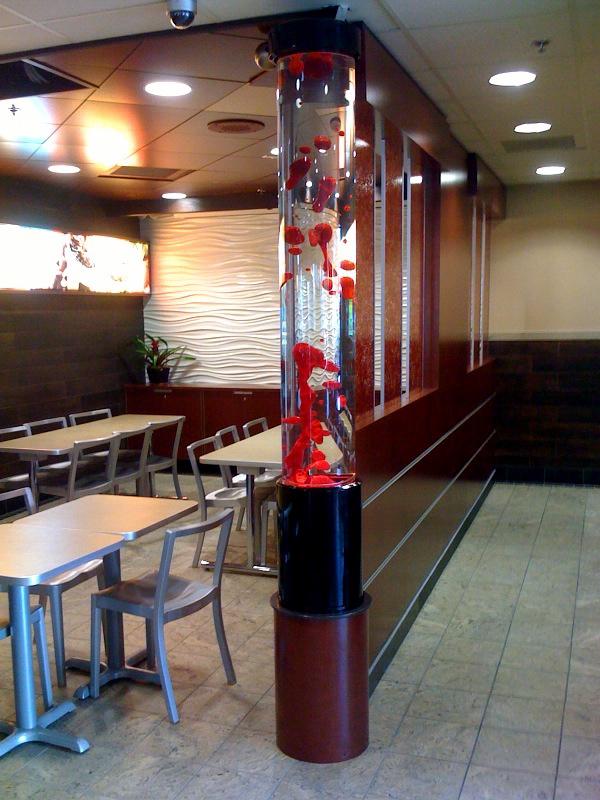 Custom pillar