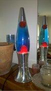 blue/red custom goo kit nova
