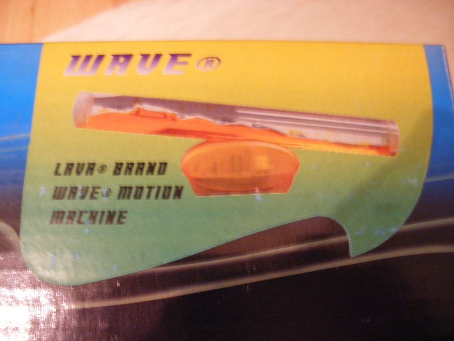 Lava Brand Wave Machines BNIB