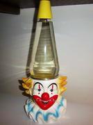 Ceramic clown lava
