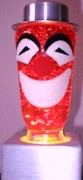 French clown glitter from the 70's