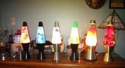 My Lava Lite lamps