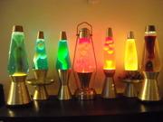 Old School Lamps