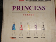 Top of Princess Box 1997