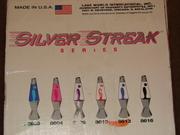 Silver Streak Series Box Top 1996