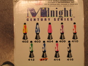 Midnight Century Series Box Front