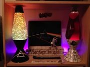 Pink Floyd Lamps