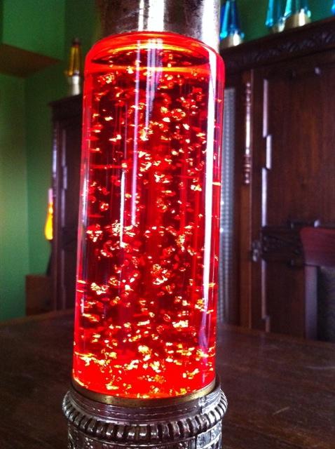 Red Stardust Glitter