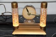 Mastercrafters glitter clock