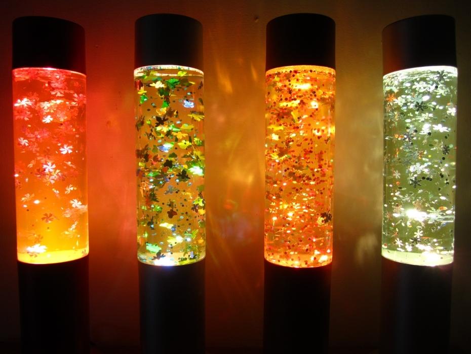 Four Seasons Glitters