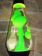 Last shot of neon green Grande