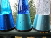 Close up of Shades of Blue