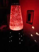 32oz Red Glitter