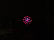 My plasma ball