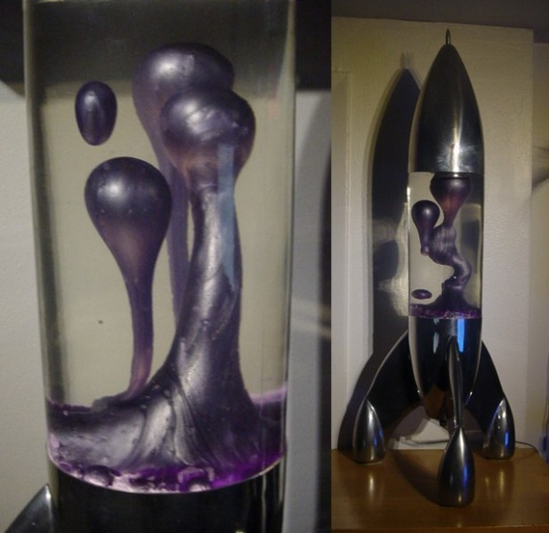 Purple Metallic Lunar
