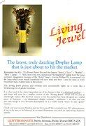 Glitterama Ltd Living Jewel Info Sheet.